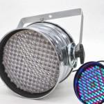 LED PAR64 0.3W×177 RGB