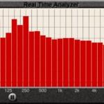 RTA Lite iPhone5では低域がカットされます